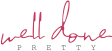 Pretty Well Done Logo